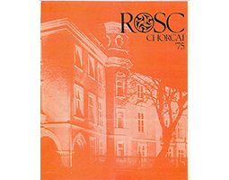 Exhibiton catalogue ROSC '75 (Cork)
