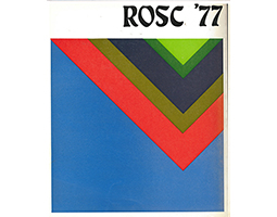 Exhibiton catalogue ROSC '77